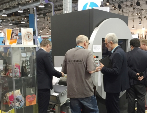 Ongoing success at DRUPA